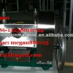 small model house 50kg/h manual sugarcane juice extracting/making machine 0086-15238010724-