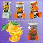 WHIRLSTON industrial orange juice machine price/orange juicer extractor-