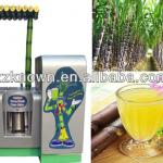 big output commerical sugar cane juice machine-