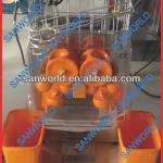 Automatic orange juicer machine-