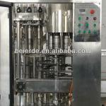 beverage machine for juice with pulp-