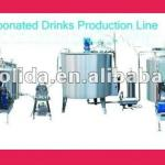 Complete Carbonated Water Machines(Hot Sale-