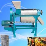 Industrial fruit and vegetable juice extractor-