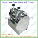 electrical sugar cane juice maker with battery +86-13733828553-