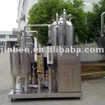 Carbonated Drinks Mixing Machine-