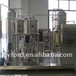 Carbonated Drink Mixing Machine-