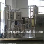 Automatic CO2 soft drink mixing machine-