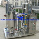 Carbonated drink CO2 mixing machine-