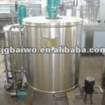 Electrical sugar melting boiler-