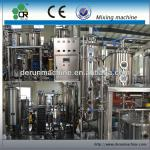 Automatic liquid mixing machinery-