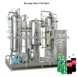 Automatic Soft Drink Beverage Mixing Machine-
