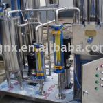 carbonated beverage mixer-