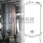 Insulation mixing heating or cooling vessel-