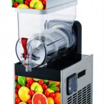 One tank slush granita machine-