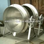 automatic temperature control steam jacket brew kettle-