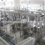 Complete set milk production line/Milk plant-