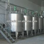 Carbonated beverage plant-