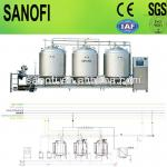 Automatic CIP Cleaning System For Juice Processing-