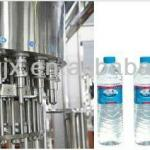 Bottled mineral water filling machine-