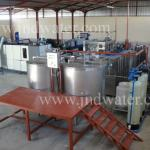 Carbonated Drinks Making Line-