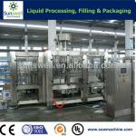 liquid soft drink making machine-
