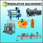 whirlston laboratory orange juice processing plant-