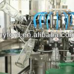 Automatic Glass Bottle Machine-