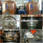 CG-300L of Micro beer brewery equipment-