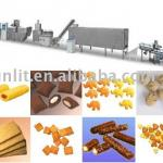 twin screw extruder processing line-