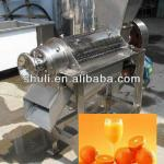 Screw type fruit juicer for sale//fruit juice making machine//0086-15838059105-