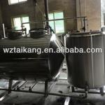 cip cleaning system water treatment-