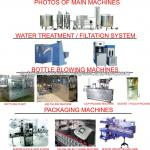 Mineral / Pure Water Production Line-
