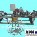 China Anping Double twist barbed wire machine-