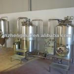 200L beer brewery system turnkey project / beer brewing system-