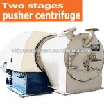 Horizontal double-stage Pusher Centrifuge/Salt Centrifuge-