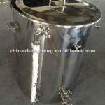 Stainless steel 1,2,3BBL system with thermometer,liquor gaugue,ball valve-