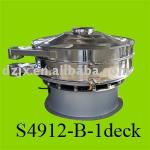 Stainless steel sieve separator for food and beverage-
