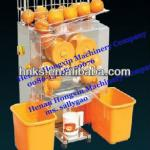 sales promotion fresh orange juicer/orange juice making machine-
