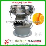Orange Juice Vibrating Filter-