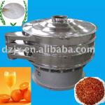 Stainless steel gyratory juice sifter separator for milk powder-