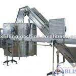 Automatic small plastic bottle sorting machine-