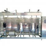 Tube Milk UHT sterilizer-
