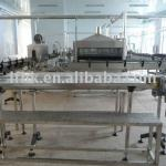 Spray sterilization cooling tunnel machine-