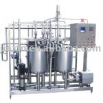 Milk plate pasteurizer-