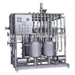 Plate UHT sterilizing machine-