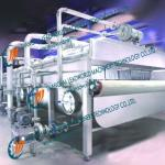spraying sterilizer and cooling tunnel machine-