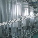 Plate Sterilizer for Milk production line-