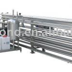 full-automatic tube-in-tube milk UHT sterilizer-