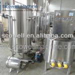 Semi automatic Type Ultra High Temperature (UHT) Sterilizer For Milk/Juice-