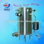 Fashion uht milk sterilizer machine-